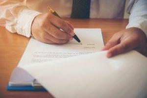 Souscription contrat