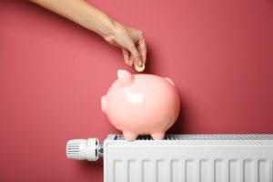 prix chauffage électrique par mois